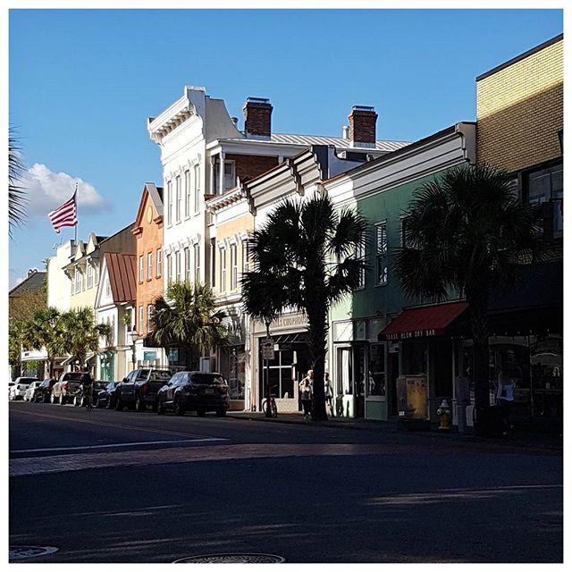Main street, Charleston