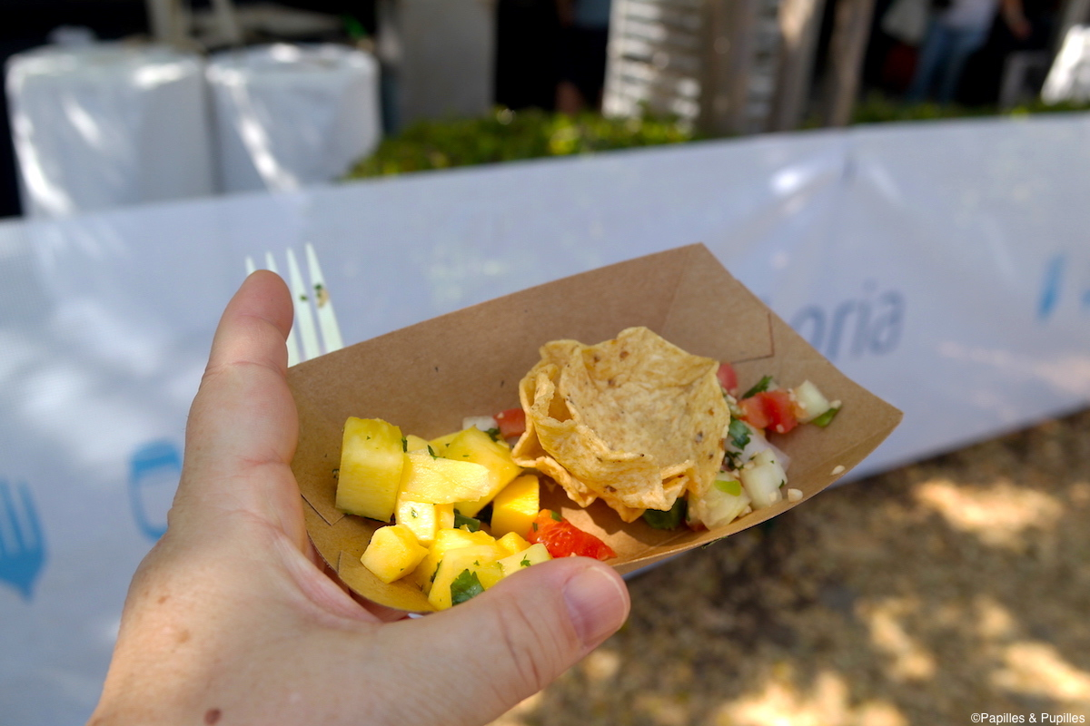 Euphoria - Greenville - Tapas tacos manque salsa tomates