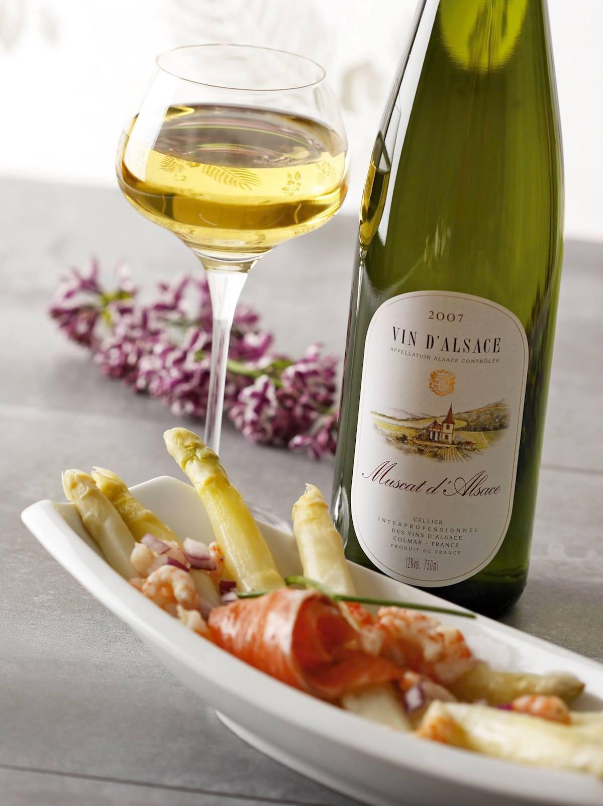 Muscat (c) Vins d'Alsace