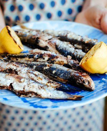 Sardines grillées (c) Stikn Nieuwendijk CC BY-NC-ND 2.0