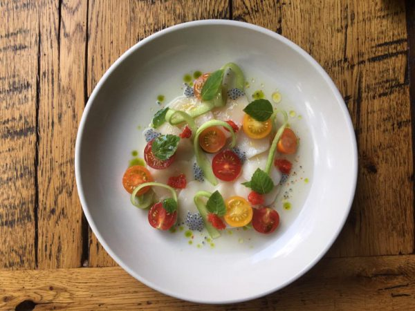 The Oak Table - tomates