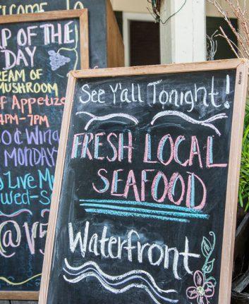 Cuisine Caroline du sud (c) Discover South Carolina