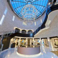 Hall Jumeirah hôtel Soller