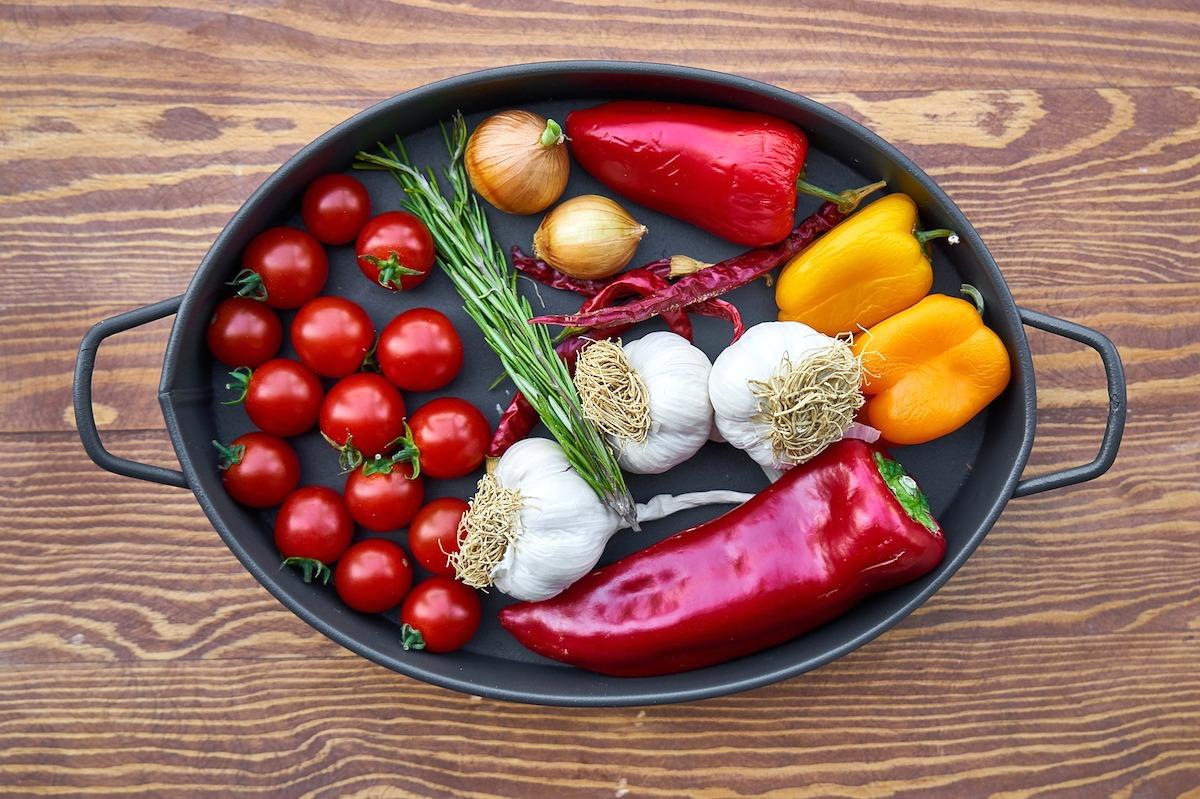 Légumes (c) Engin_Akyurt CC0 Pixabay