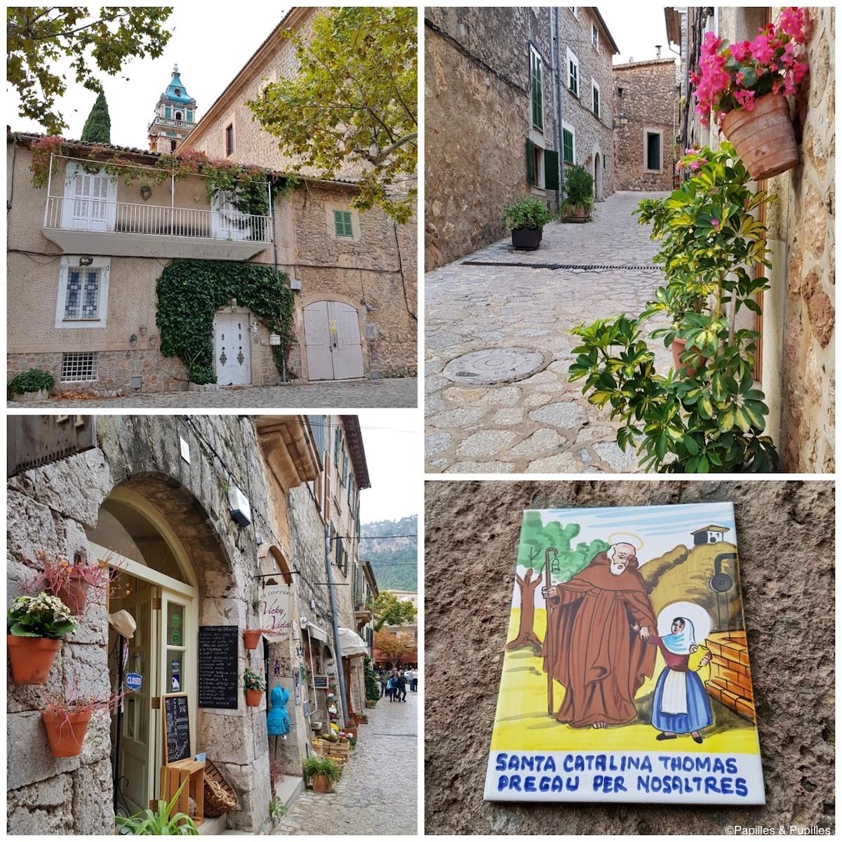 Les petites rues de Valldemossa