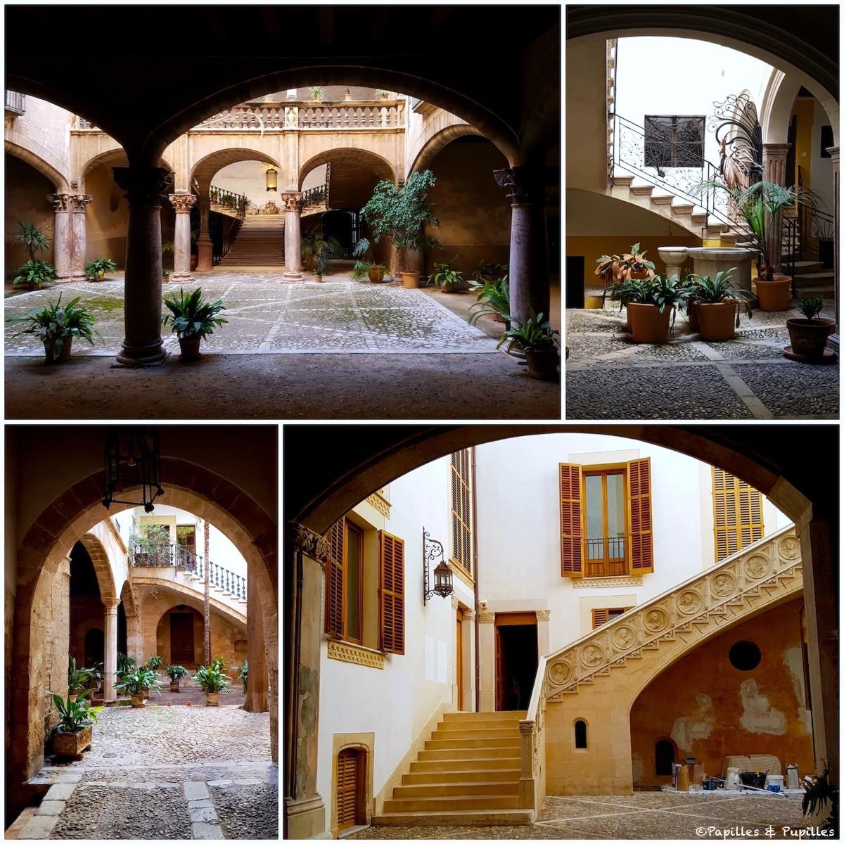 Patios Palma de Majorque