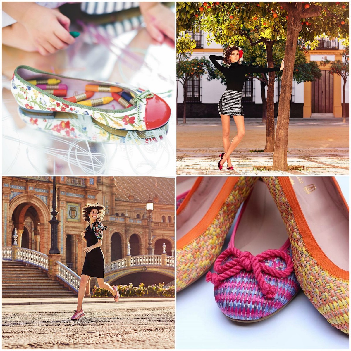 Pretty Ballerinas - Minorque