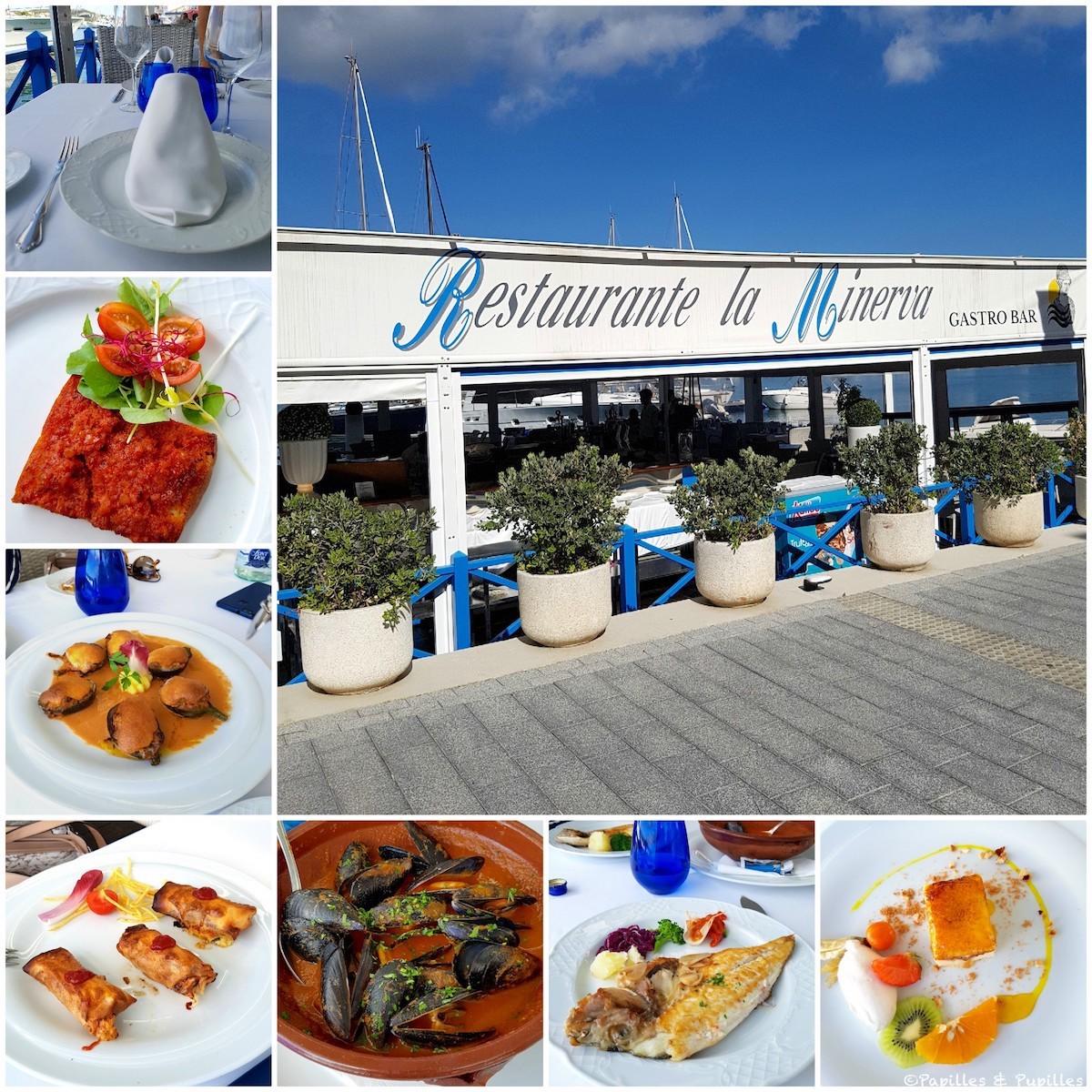 Restaurant La Minerva