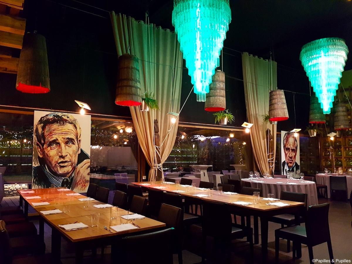 Salle de restaurant Araeta