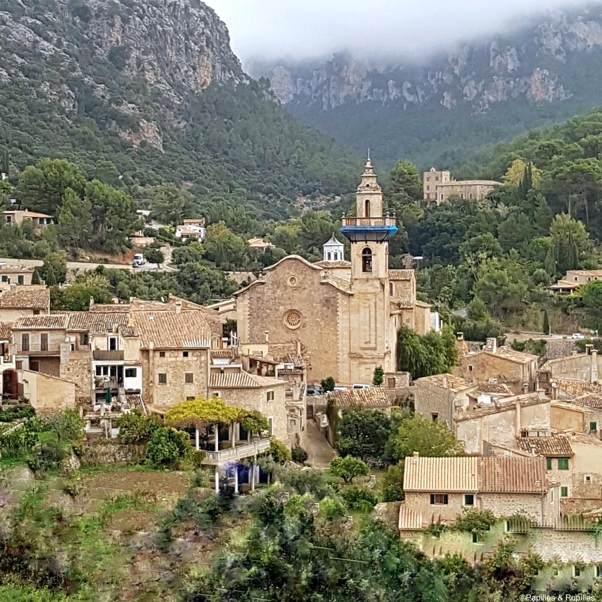 Valldemossa - Nichée dans la montagne
