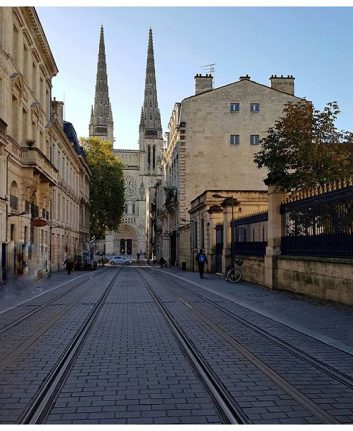 Rue Vital Carles - Bordeaux