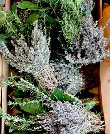 Bouquets garnis (c) Trevor Huxham CCNYNCND20