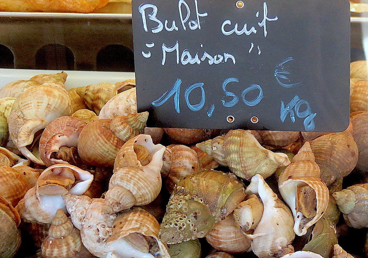 Bulots (c) Stewart Holmes CC BY-SA 2.0