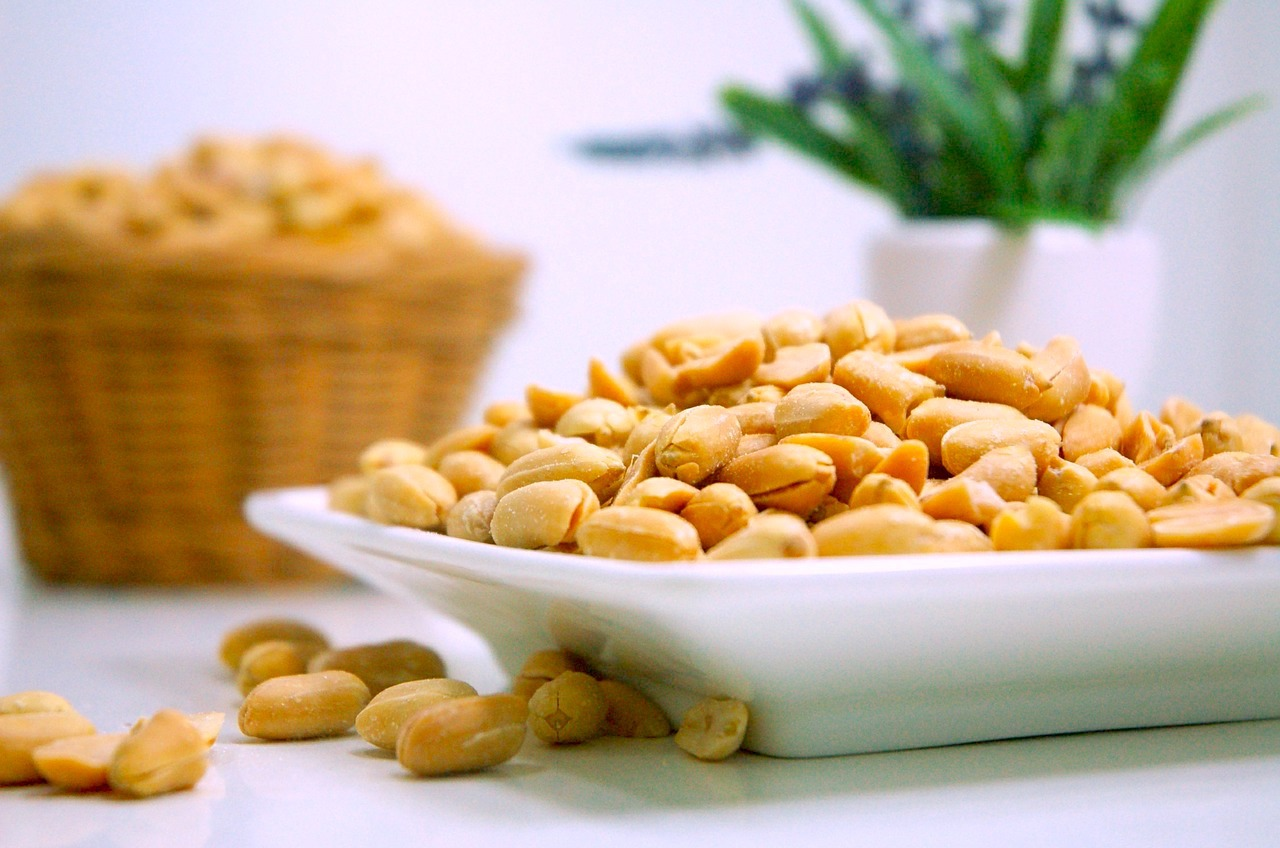 Cacahuètes (c) forwimuwi73 CC0 Pixabay