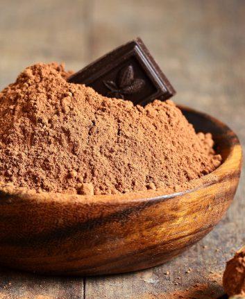 Cacao chocolat ©Liliya Kandrashevich shutterstock