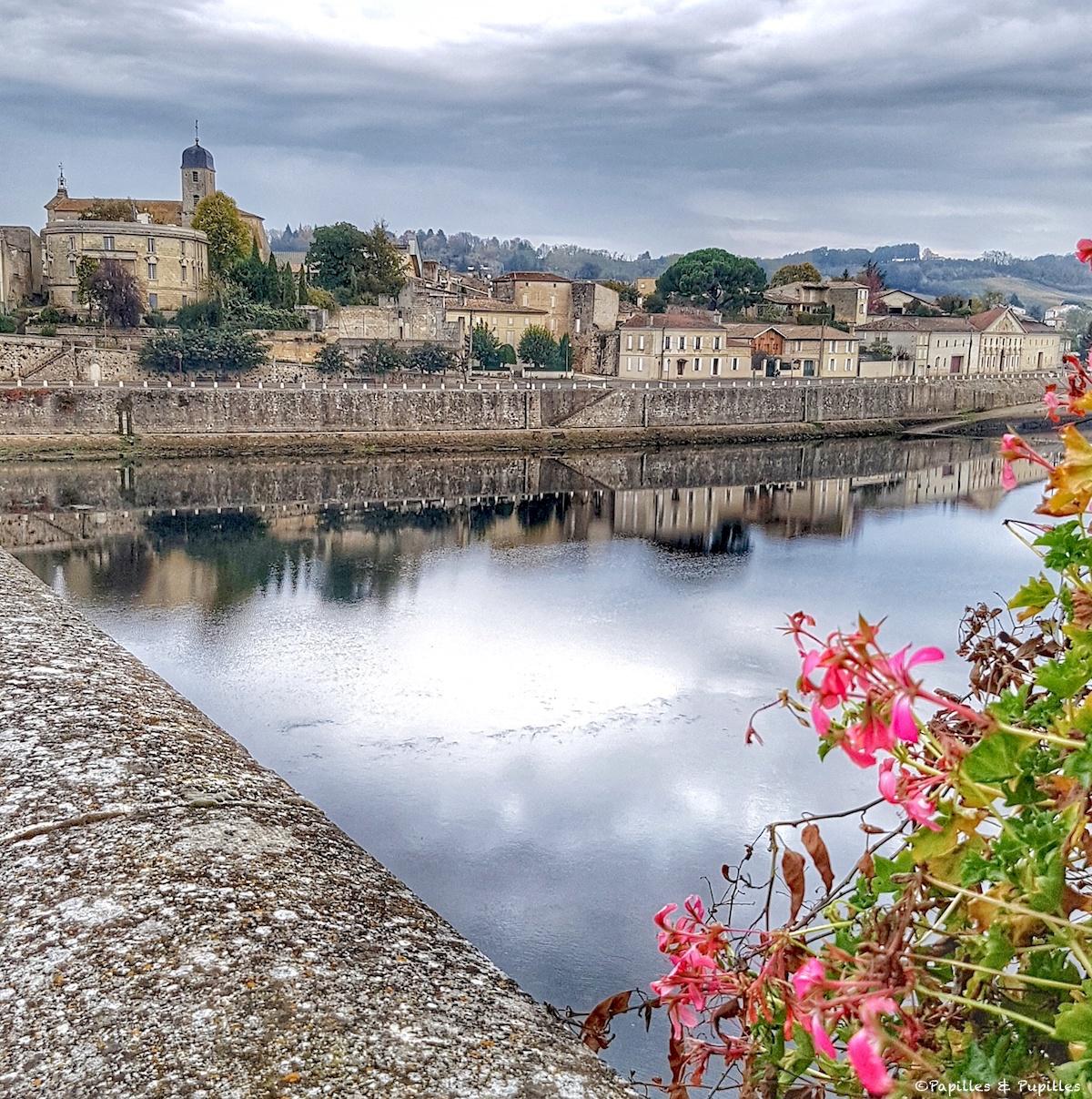 Castillon La Bataille - Pont sur la Dordogne