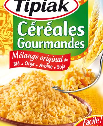 Céréales gourmandes