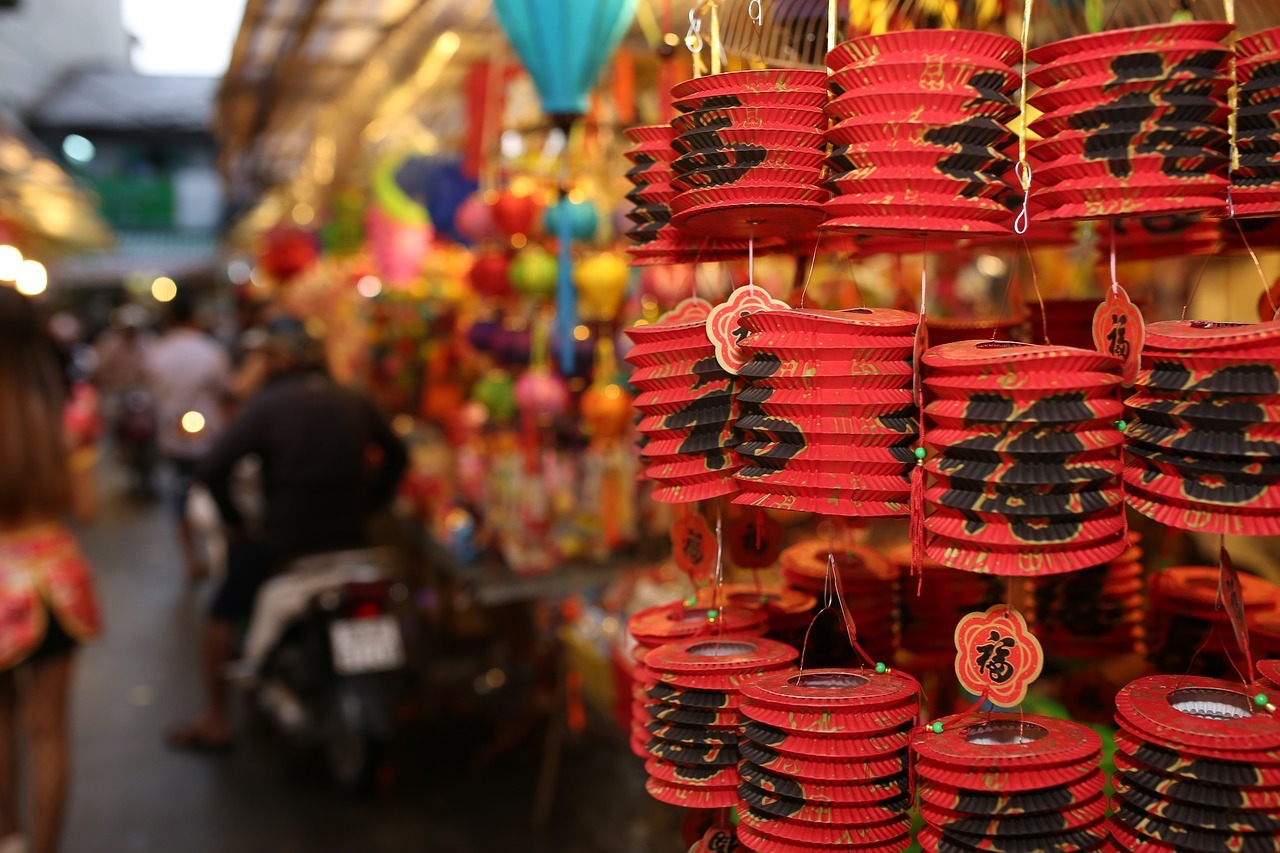 Chine (ptksgc) CC0 Pixabay