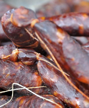Chorizo (c) Sonia Pereda CC BY-NC-ND 2.0