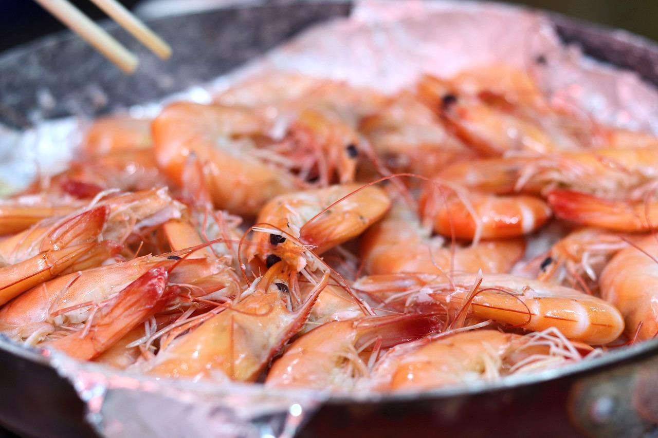 Crevettes (c) jaewan_choi CC0 Pixabay