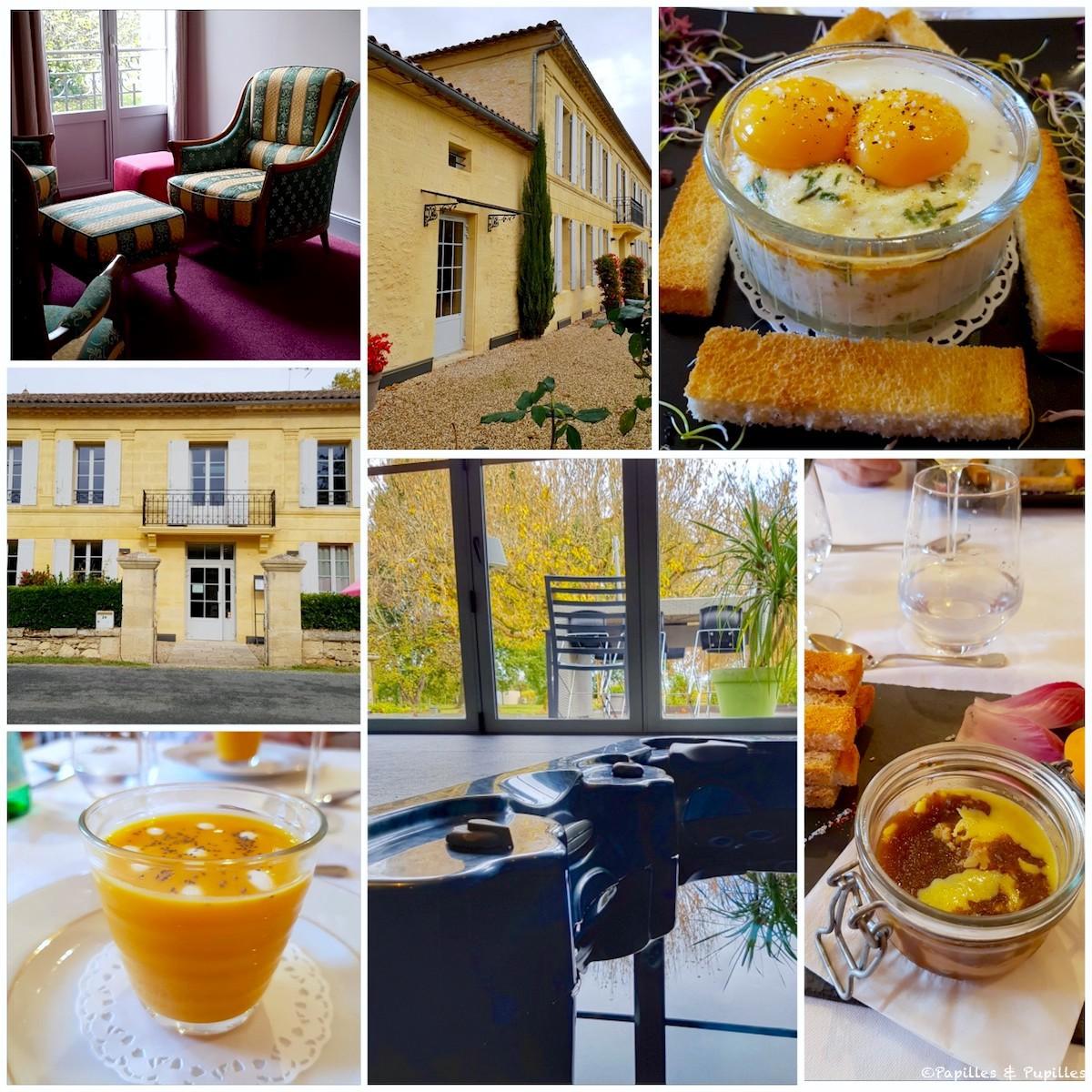Hôtel Restaurant l'Epicurial - Saint Pey de Castets