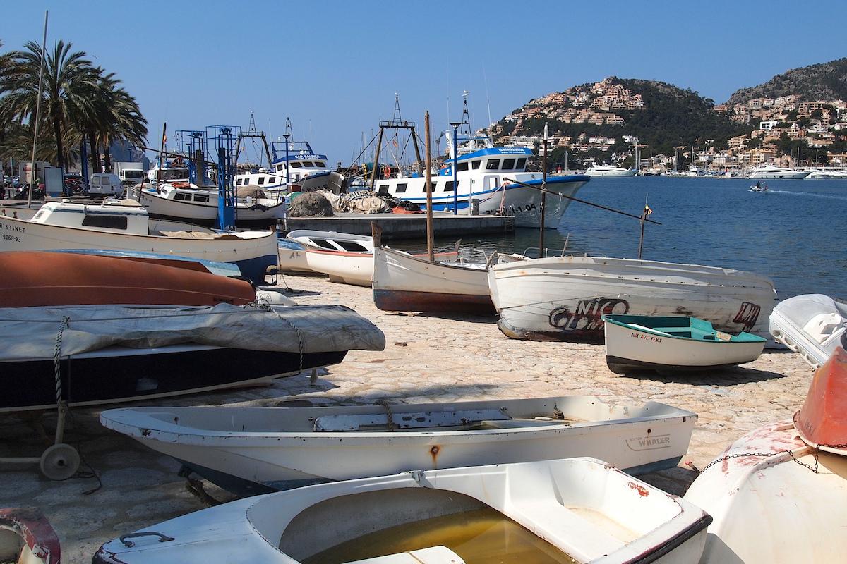 Port d'Andratx (c)Wytze CC BY-NC 2.0