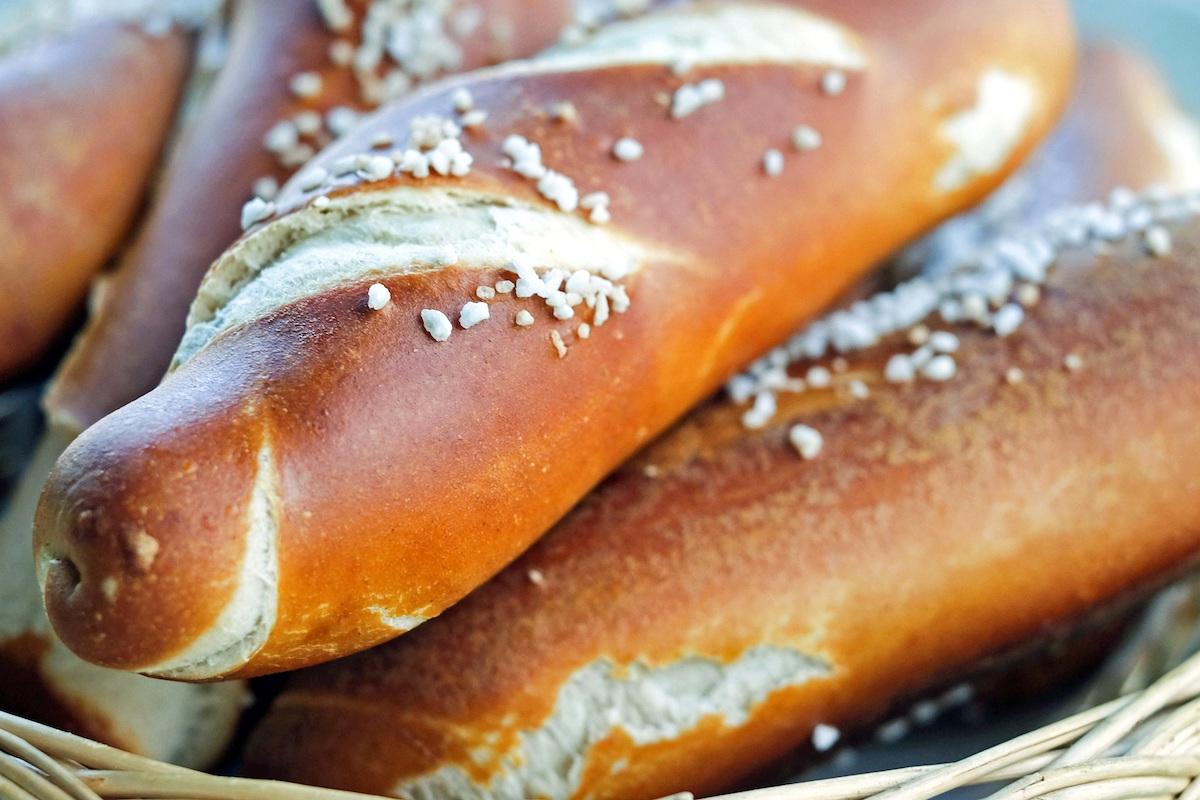 Bretzels façon petits pains ©Couleur CC0 Pixabay