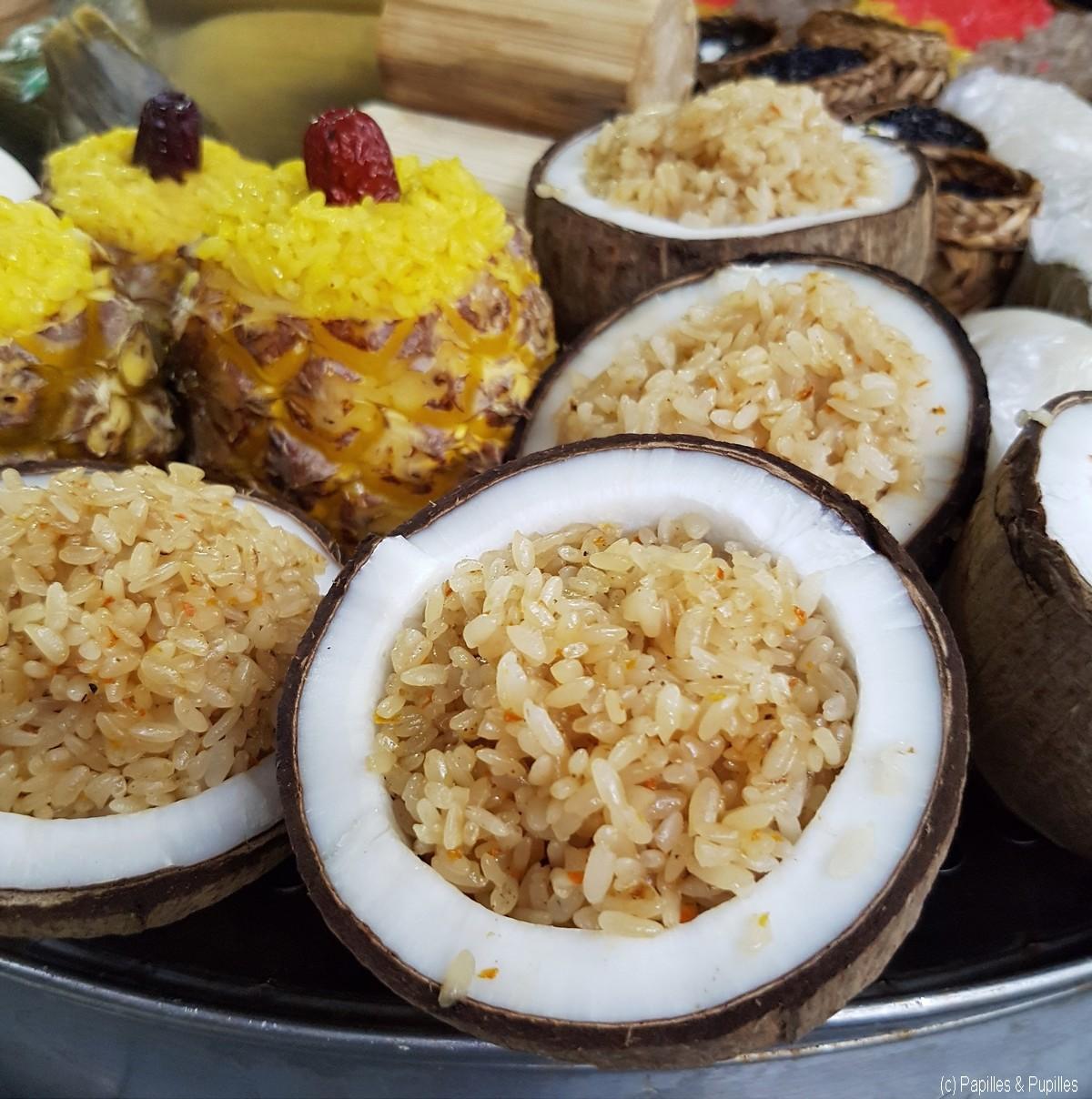 Riz coco