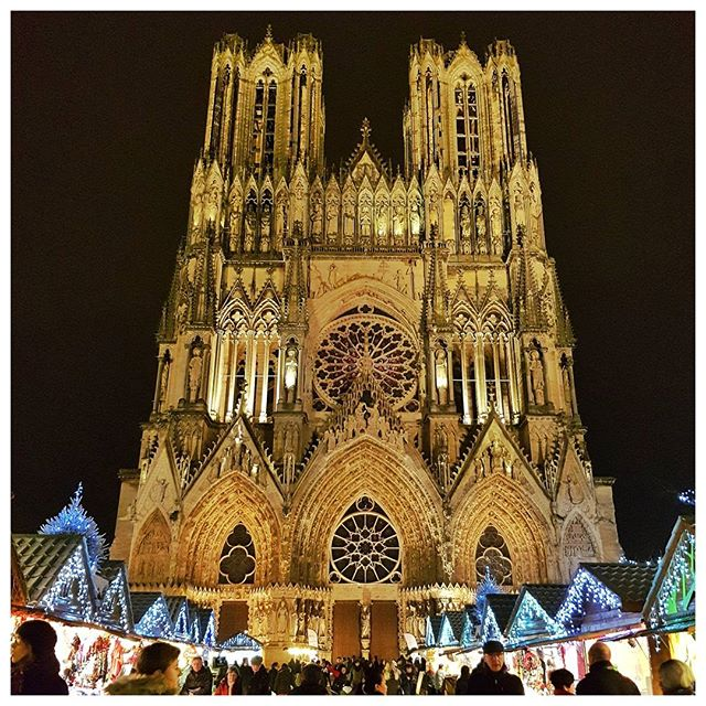 From Reims with