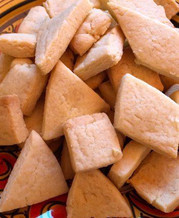 Biscuits à la Vache Qui Rit sans oeufs