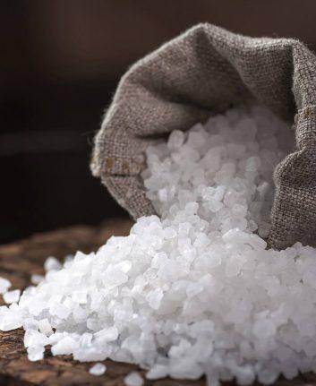 Gros sel (c) Le Saunier de Camargue