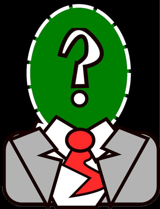 Qui êtes vous (v) OpenClipart Vectors Photo CC0 Pixabay