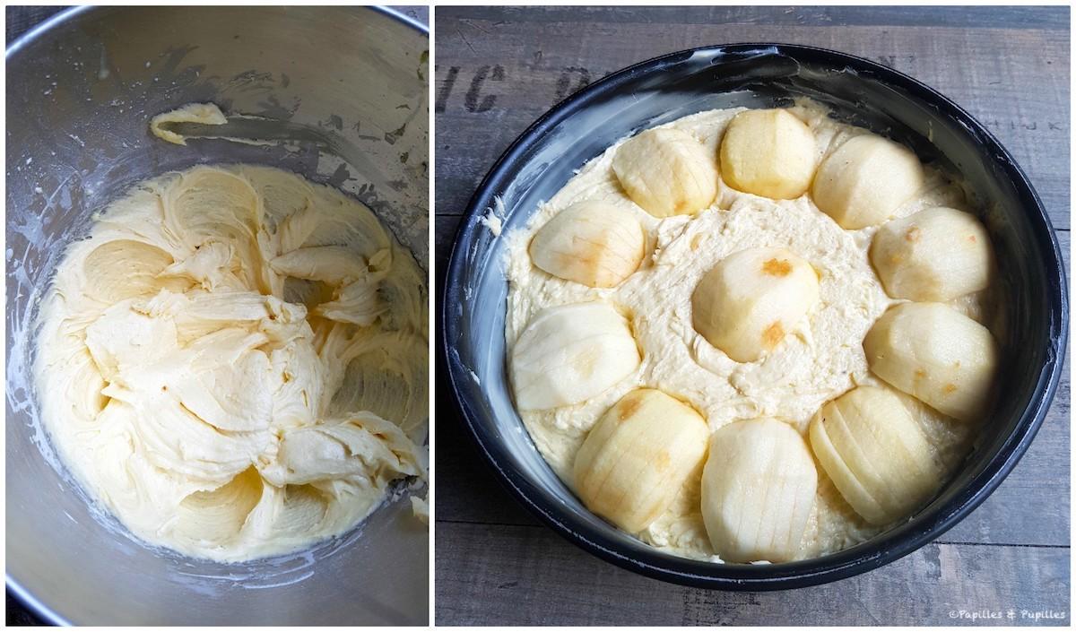 Texture de la pâte et Avant d'enfourner