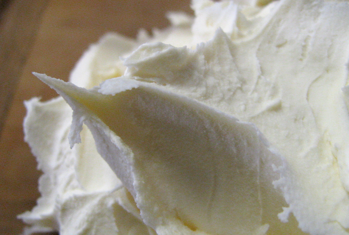 Mascarpone (c) David Erickson CC BY-NC 2.0