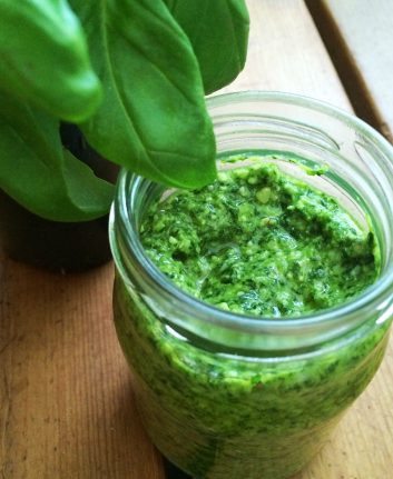 Pesto (c) Ekologiskt_Skafferi CC0 pixabay