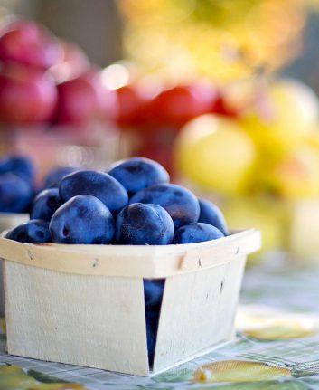 Prunes ©Jil111 CC0 Pixabay