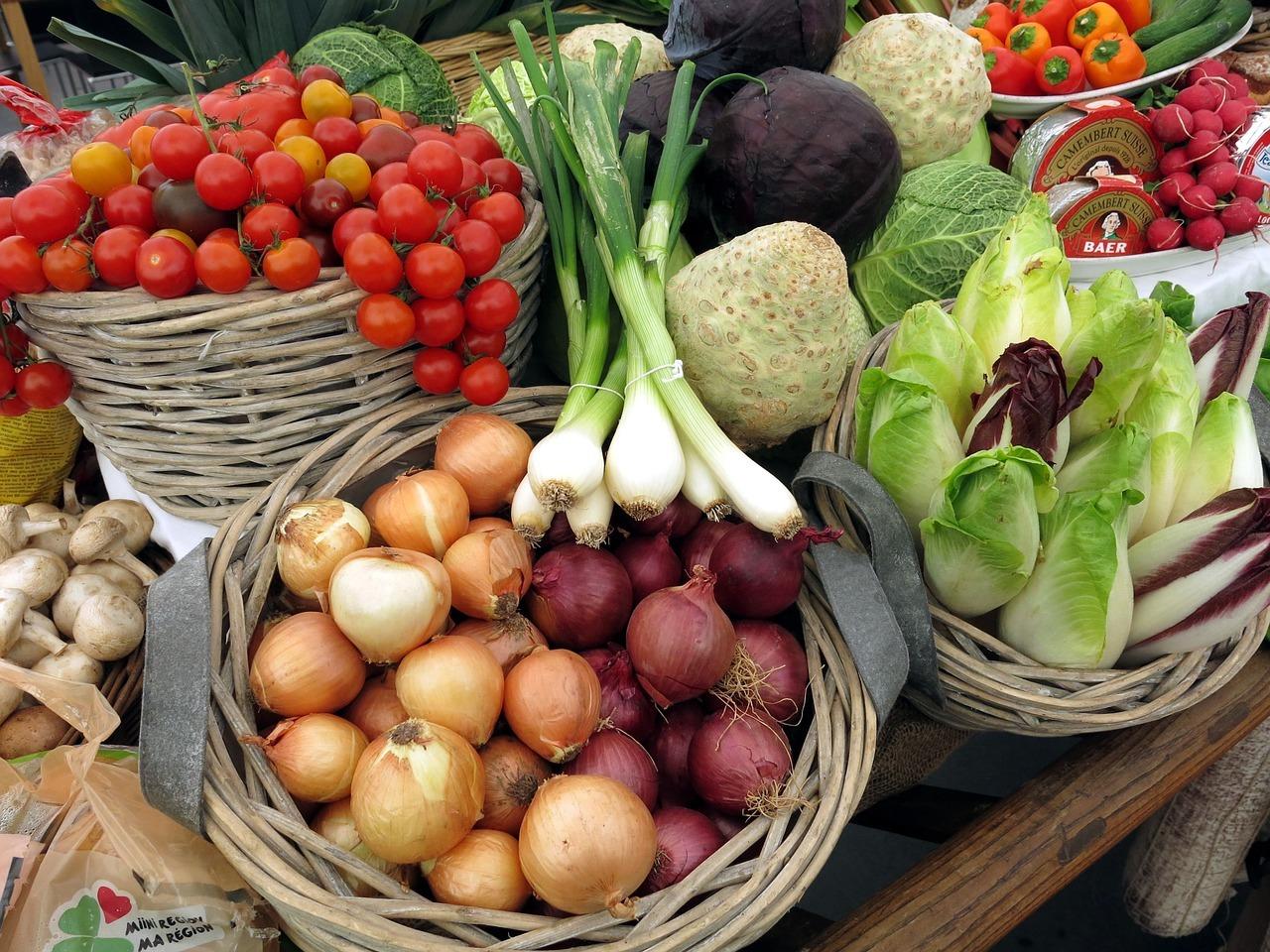 Restes de légumes (c) b1-foto CC0 Pixbay
