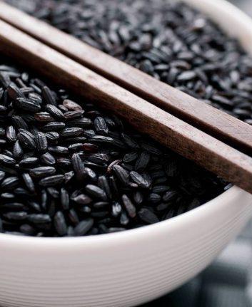 Riz noir venere