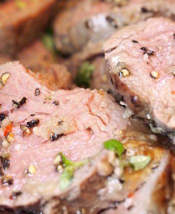 Rôti de veau (c) jereskok CC0 pixabay