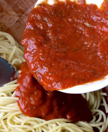 Sauce tomate (c) ponce_photography CC0 pixabay