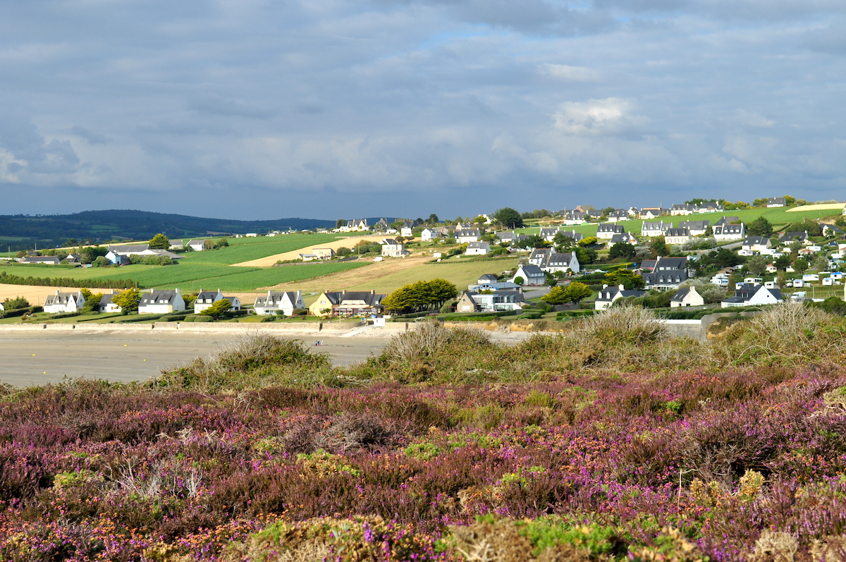 Bretagne - Depuis la pointe de Talagrip