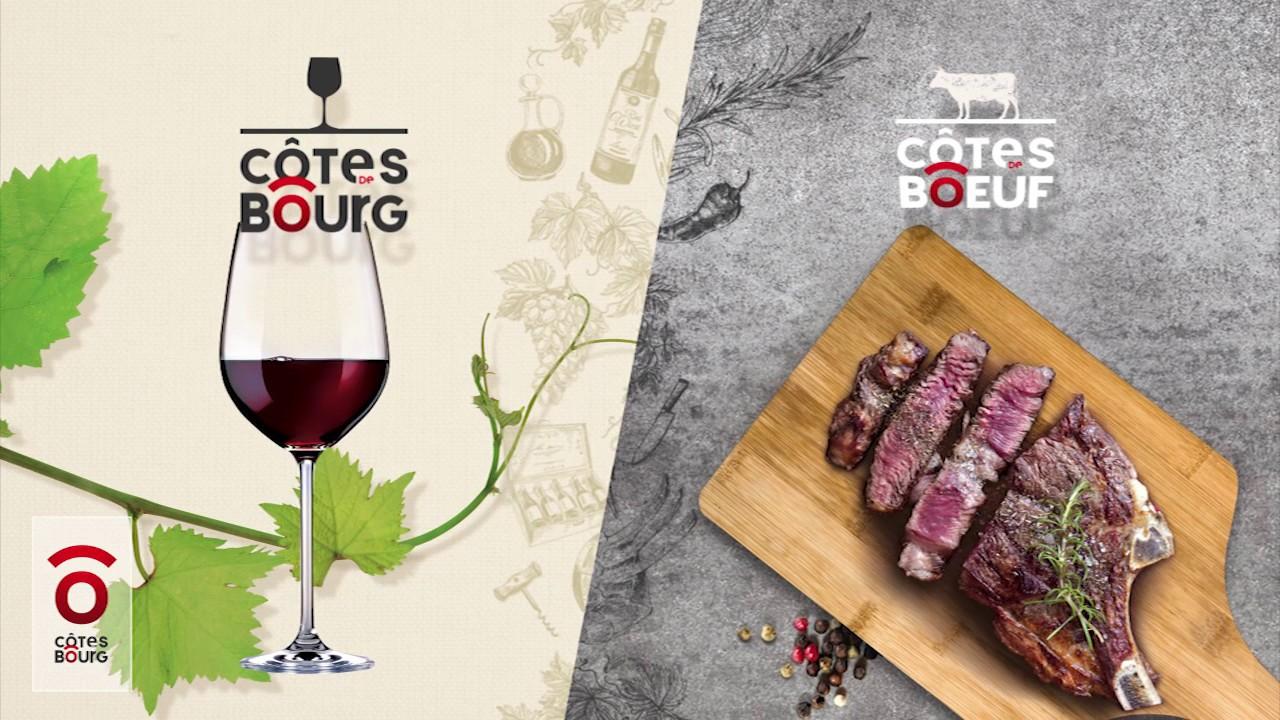 Côtes de Bourg - Côtes de Boeuf