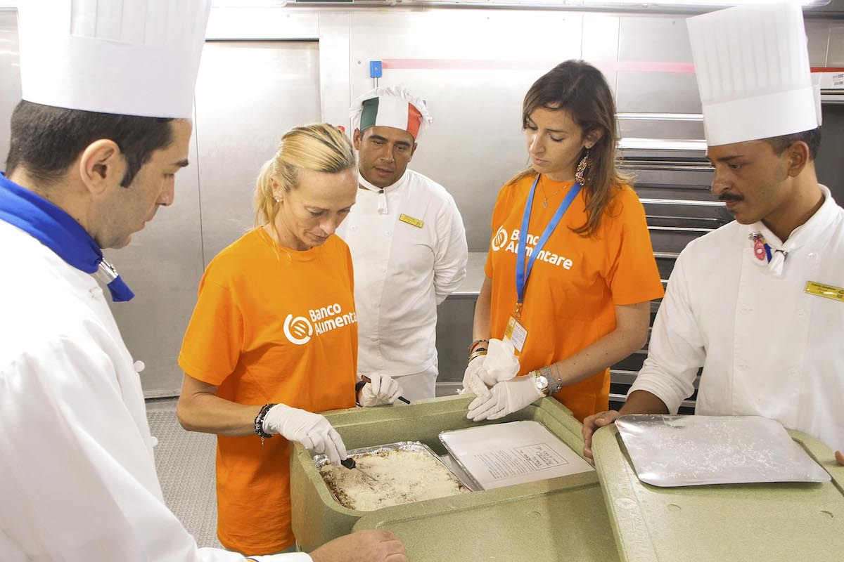 Costa- Banque Alimentaire