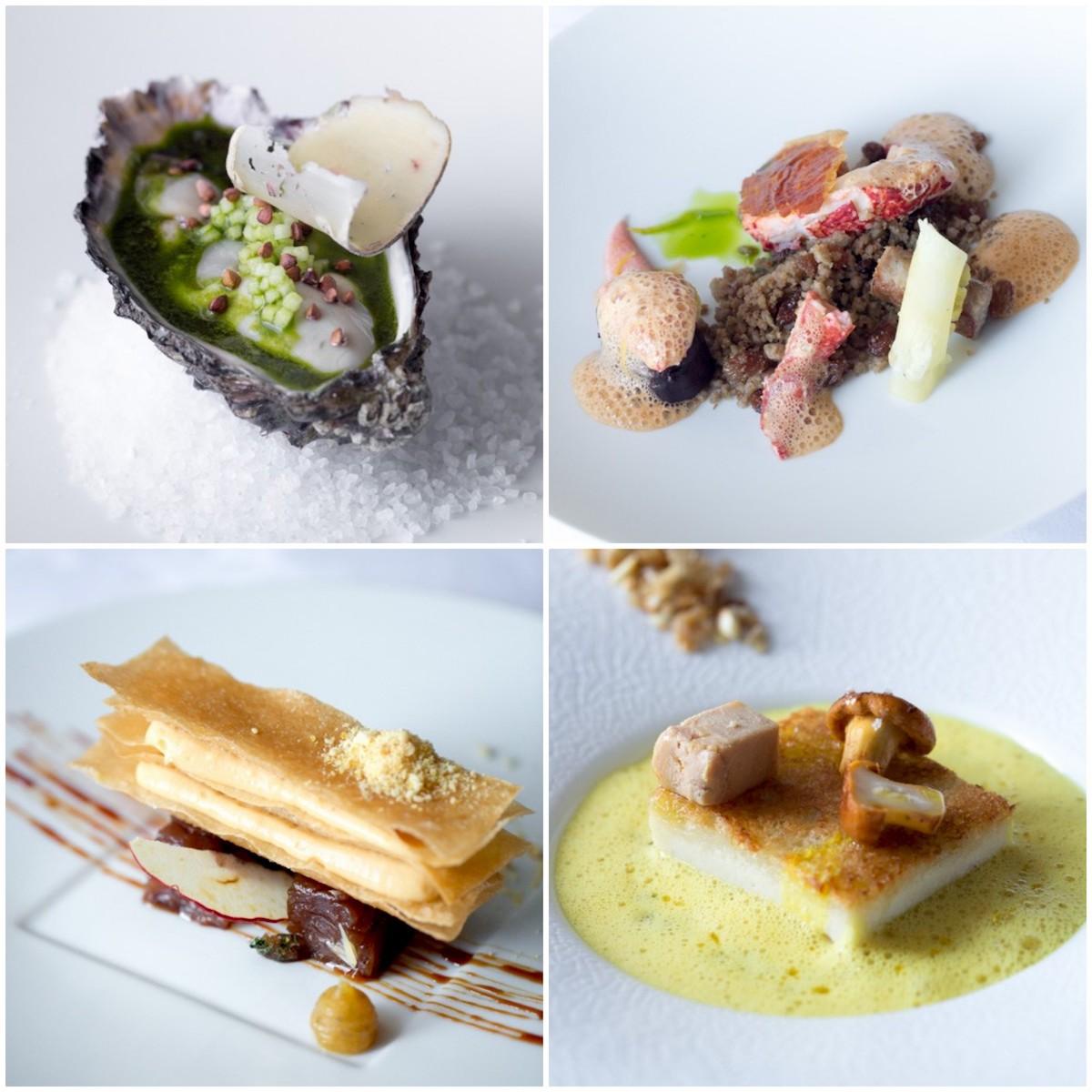 La cuisine d'Olivier Bellin