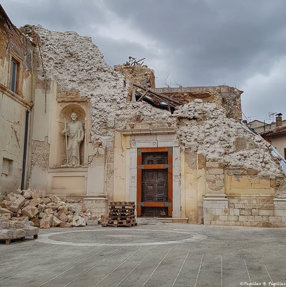 Norcia, Italie
