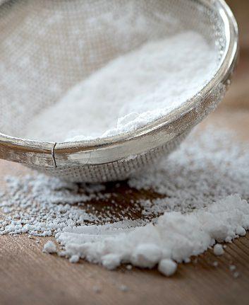Sucre glace (c) Pezibear CC0 pixabay