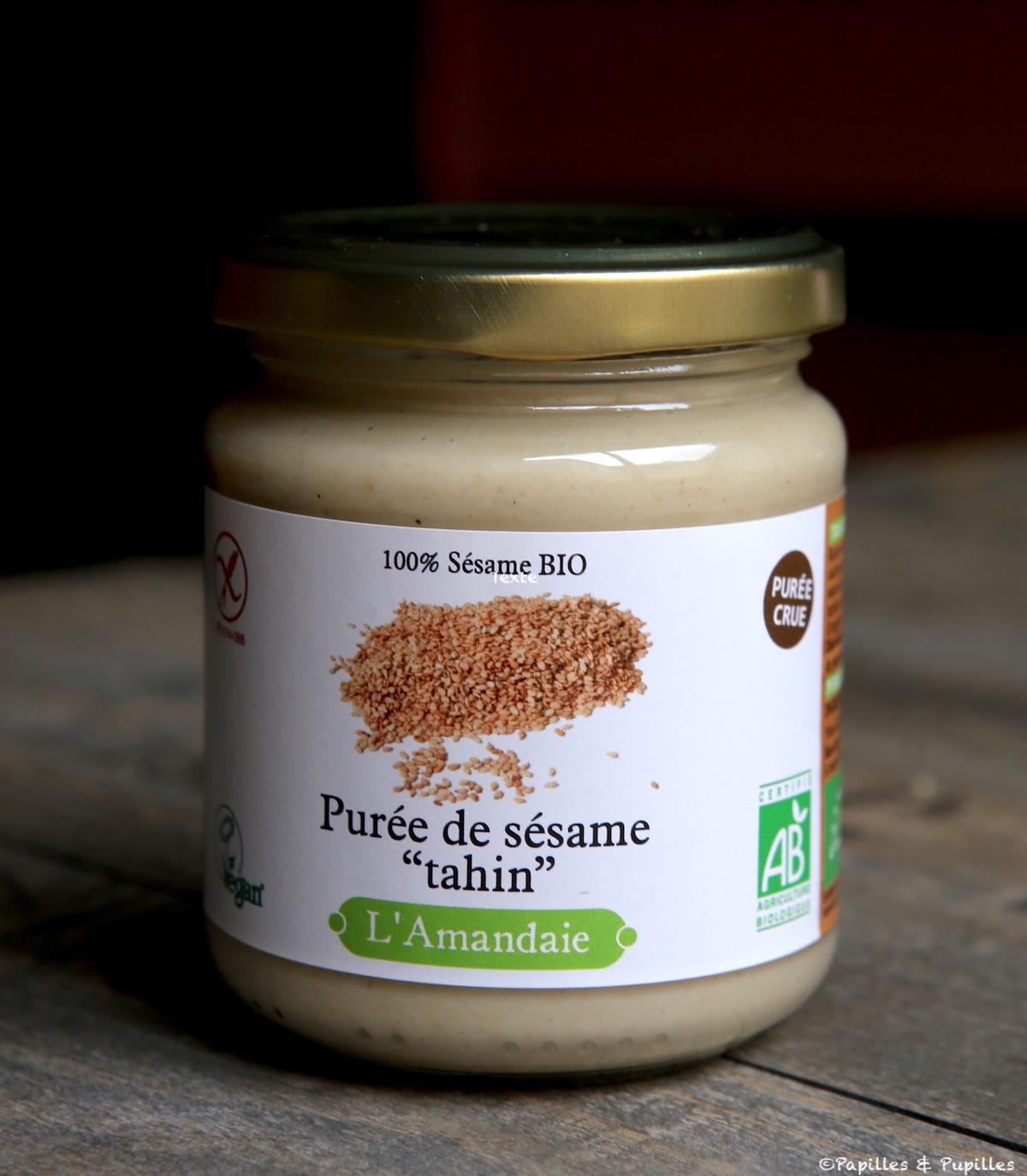 Tahiné - Purée de sésame