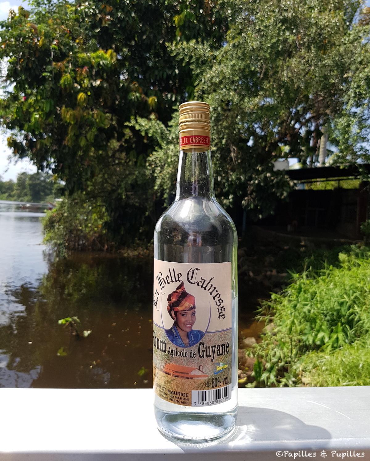 Rhum Guyanais