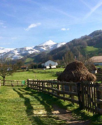 Chez ©Pierre Oteiza, Vallée des Aldudes