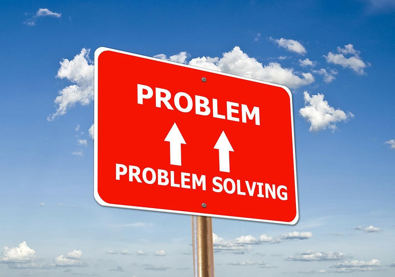 Problème et solution ©gerald CC0 Pixabay